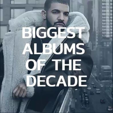 Watch The Biggest Albums Of The Decade